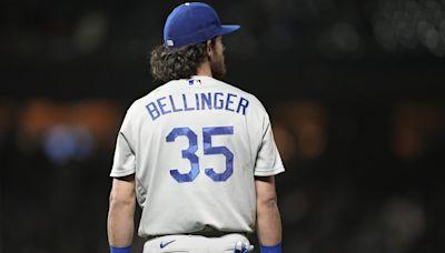Cody Bellinger breaks down error on wild throw in loss to Giants