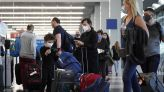 Air travel hits another pandemic high, flight delays grow