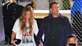 Ben Affleck Flew to N.Y.C. to Watch Jennifer Lopez Perform at Global Citizen Live: Source