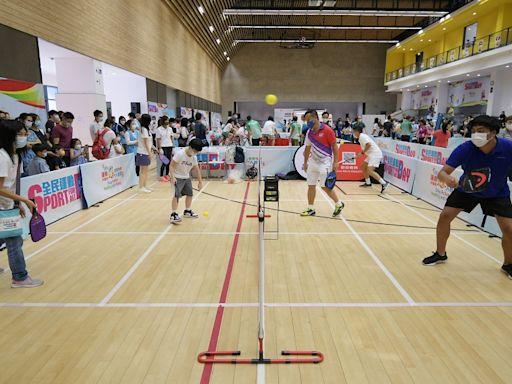 民建聯體育政策調查 促增設體育設施