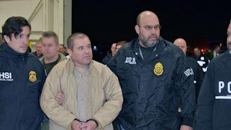 "Mexico to seek return of ""El Chapo"" Guzman's drug money"