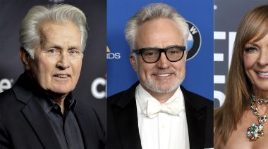 'The West Wing' cast reunites again, this time for a book