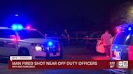 Phoenix officers exchange gunfire with man in west Phoenix