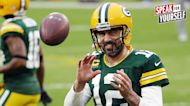 Joy Taylor: Aaron Rodgers' return to Packers is the best situation possible in Green Bay I SPEAK FOR YOURSELF