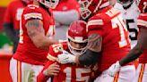 Bills at Chiefs: Tuesday injury update for QB Patrick Mahomes