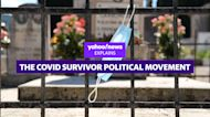 How COVID survivor groups are becoming a political movement: Yahoo News Explains
