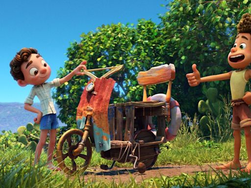 Review: 'Luca' is Pixar, Italian style — and one of the studio's loveliest movies in years