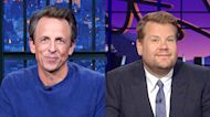 Seth Meyers and James Corden Join Forces for Climate Night