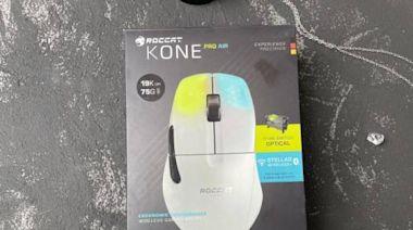 職業遊戲無線滑鼠推薦:冰豹KoneProAir體驗