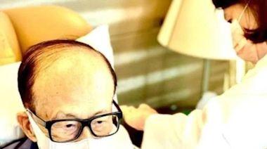 你打了沒? 92歲香港首富接種疫苗照片曝光