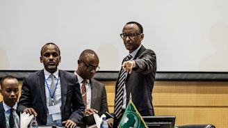 AU seeks delay in final announcement of DR Congo vote results