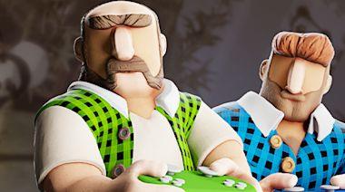 【E3 21】與好友一起挑戰當瘋狂伐木工!《伐木山丘 Lumberhill》上市