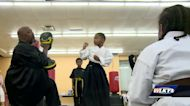 A West Louisville martial arts team competes in international competition