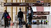 Which states require self quarantine after travel?