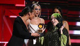 Billie Eilish dominates Grammys with 5 wins