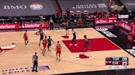 Garrett Temple with an assist vs the Toronto Raptors