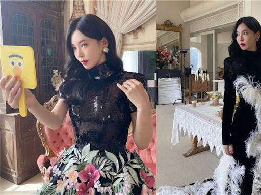 婚紗照洩端倪 40歲金素妍「超狂S曲線」一轉身露到臀部