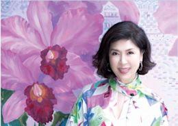 白嘉莉繪畫創作個展 228起台北藝文推廣處展出