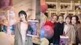 蔣家旻台慶奪飛躍進步女藝員 獲朱千雪湯洛雯岑杏賢合體慶祝