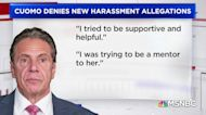 Cuomo faces second sexual harassment allegation, calls for independent review