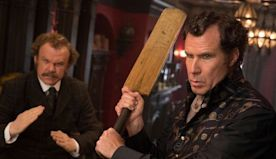 'Holmes & Watson' Film Review: Will Ferrell and John C. Reilly Stagger Through Stultifying Sherlockian Spoof