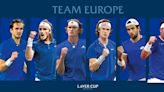 2021 Laver Cup - 網球界的復仇者聯盟 - 網球 | 運動視界 Sports Vision