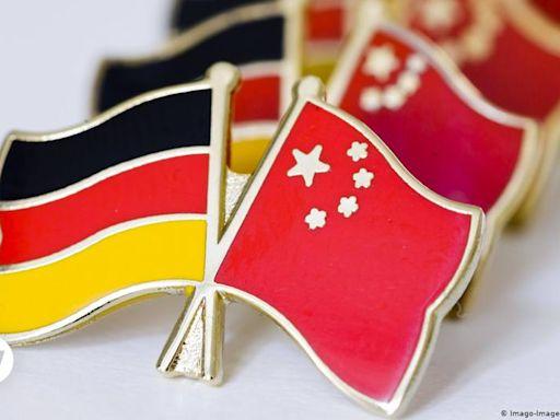 新德国政府 新对华政策? | DW | 16.10.2021