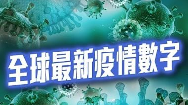 5月12日全球新冠肺炎疫情最新數字