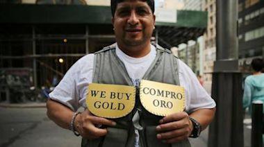 周一黃金期貨收跌0.5% 部分回吐上周漲幅