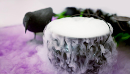 How to Safely Use (and Make) Dry Ice This Halloween