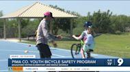Pima County brings back youth bike safety program