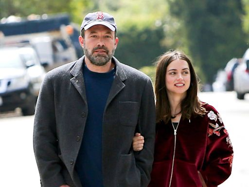 Inside Ben Affleck and Ana de Armas' First Thanksgiving Together