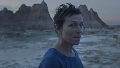 Here's Where to Watch and Stream the Oscar-Nominated Movie 'Nomadland'