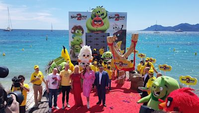 Sony Catapults 'The Angry Birds Movie 2' Into Cannes