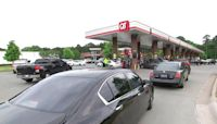 Long gas lines appear in several states amid Colonial Pipeline shutdown