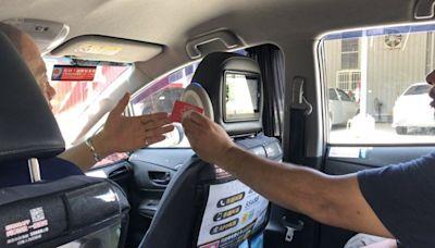 桃園公費流感疫苗開打 長者孕婦可搭免費計程車接駁