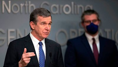 Gov. Cooper is expected to announce relaxed COVID-19 rules today. How to watch.