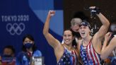 Duck poop and the American Dream: Future Texas swimmer Erica Sullivan's path to Olympic silver medal