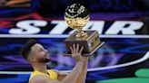 Stephen Curry needs all-or-nothing last shot to win NBA All-Star three-point crown