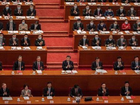 陳光誠:新決議顯示黨爭超出權鬥範圍 共同富裕只給自己人(圖) - 真瑜 - 評析