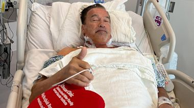 Arnold Schwarzenegger Undergoes Heart Surgery, His Second Cardiac Operation in 2 Years