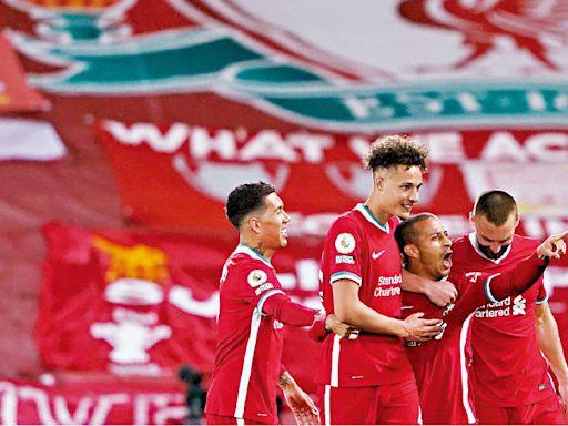 雙紅再會 紅魔鬥宿敵不留力 利物浦求贏爭前4 - 香港體育新聞 | 即時體育快訊 | 最新體育消息 - am730
