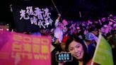 國際媒體分析台灣大選 香港「反送中」、兩岸議題讓蔡英文勝出