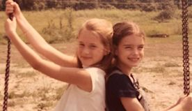 Brooke Shields Reveals She and Actress Laura Linney Were Childhood Friends with Throwback Photo