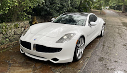 This 2012 Fisker Karma Could Spice Up Your Driveway