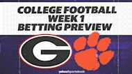 Betting: Will Clemson cover -3 vs Georgia?