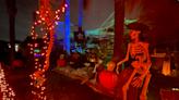 Former San Diego Councilman, Scott Sherman creates a 'Pirate Graveyard' for Halloween celebrations -