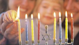 Celebrate the Festival of Lights With These Hanukkah Blessings