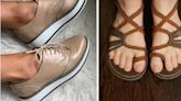 27 Cool Yet Comfortable Shoes That Won't Overheat Your Feet