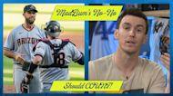 Madison Bumgarner's seven-inning hitless outing should count as no-hitter -- Ben Verlander   Flippin' Bats